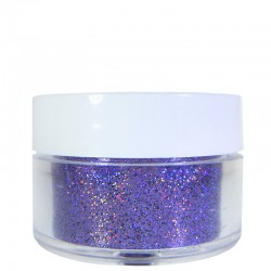 Purple Prism, Extra-Fine Hex Cut, .5oz