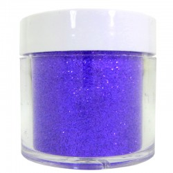 Medium Purple Glitter, Extra-Fine Hex Cut, 1oz